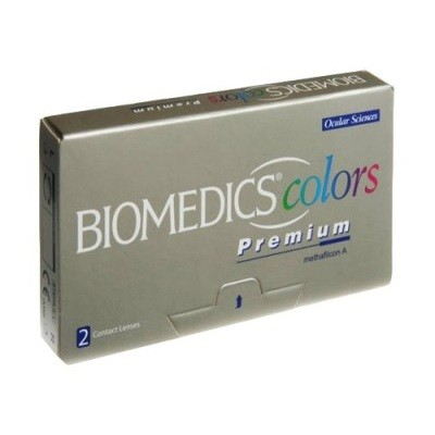 цветные линзы Biomedics Colors Premium (softview) (2шт.)