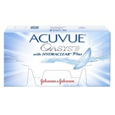 линзы Acuvue Oasys with Hydraclear Plus (24 шт.)