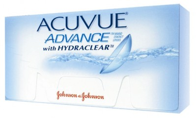 линзы Acuvue Advance (6 шт.)