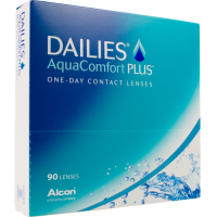 линзы Dailies Aquacomfort Plus (90 шт.)