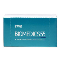 линзы Biomedics 55 UV (Softview 55 UV) (6 шт.)