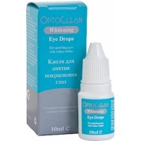 капли OptoClean Whitening drops (10 мл)
