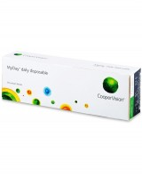контактные линзы MyDay Daily Disposable (30 шт.)