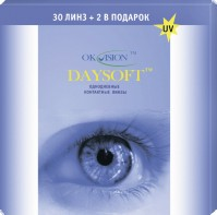 линзы Daysoft (30 шт.)