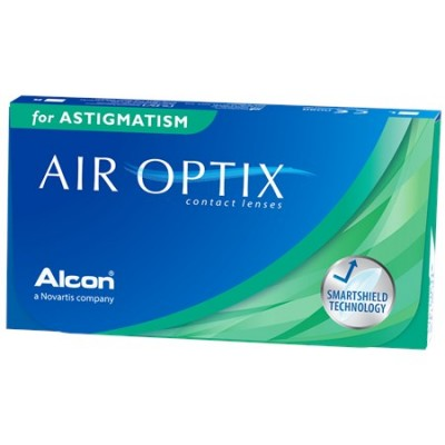 линзы Air Optix for Astigmatism (3шт.)