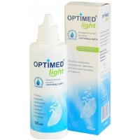 раствор Optimed Light 125мл.