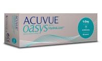 линзы Acuvue Oasys 1-Day with HydraLuxe (30 шт.)