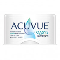 линзы Acuvue Oasys with Transitions (6 линз)